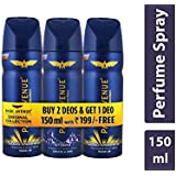 Park Avenue Body Deo, Good Morning, 100ml (Pack of 2) with Free Body Deo, Storm, 100g