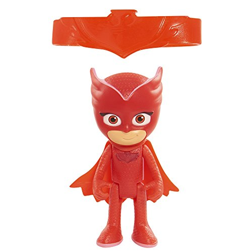 PJ Masks Figura con luz Buhíta (Bandai 24547)