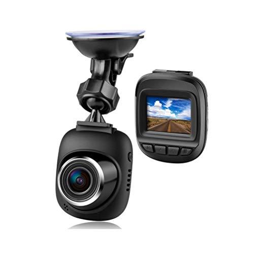 Unbekannt 1080P Mini Auto Dash Cam, HD Versteckte Schild Fahren Recorder, Fahren Recorder HD Nachtsicht 24 Stunden Parken Überwachung
