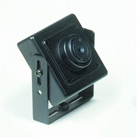 Clover Electronics CCM630P Ultra Mini Color Camera with Pinhole Lens (SONY Chip)