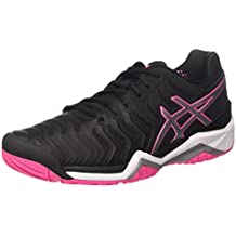 211181812 Amazon.es  zapatillas tenis asics - Negro