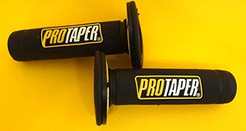 Pro Taper, manopole per moto, gialle, diametro 22mm