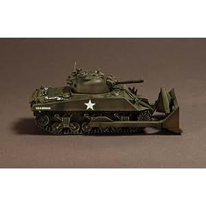 Warmaster - TK011 - Sherman M4A3 Dozer M1 44 - 1/72