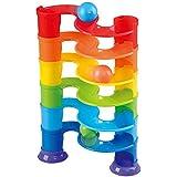 Playgo - Pista canicas 6 alturas y 3 pelotas (ColorBaby 44553)
