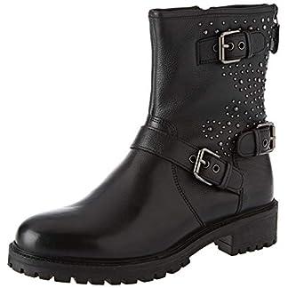 Geox Damen D Hoara H Biker Boots 13