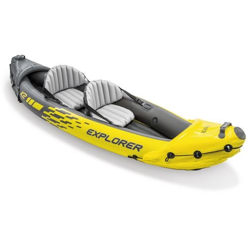 INTEX Explorer K2 Kayak 3,12 m x 91 cm x 51 cm
