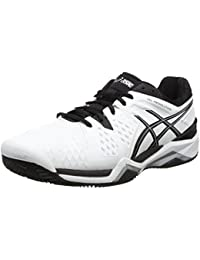 Asics Gel-Resolution 6 Clay, Zapatillas de Tenis para Hombre