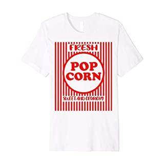 Popcorn Karneval Kostüm T-Shirt
