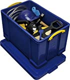 ReallyUseful Box Aufbewahrungs/84B B440xH380xT710 mm blau Inh.84 Liter