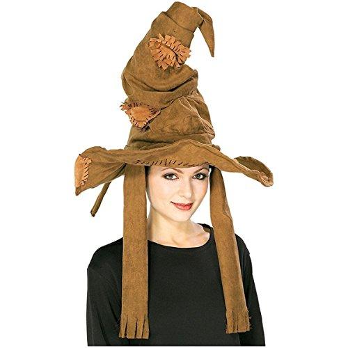 Harry Potter Sombrero Seleccionador de Hogwarts adulto Asistente de vestuario de películas de calidad con licencia