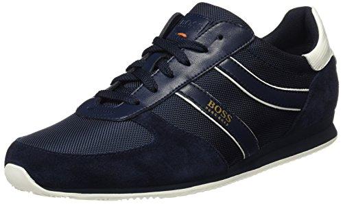 BOSS Orange Herren Orland Runn ny 10198912 01 Sneaker, Blau (Dark Blue), 44  EU bfea841462