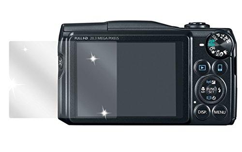 dipos I 6X Schutzfolie klar passend für Canon Powershot SX710 HS Folie Displayschutzfolie