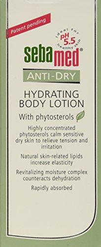 Sebamed Anti Dry Hydrating Body Lotion, 6.8 oz by Sebamed