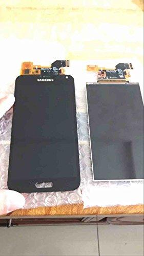 galaxy s5 glas Etbotu LCD Display Touchscreen für Samsung Galaxy S5 i9600 SM G900 G900R G900F, Digitizer Assembly