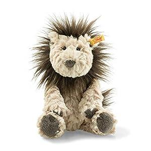 Steiff 65675 - León de Peluche (20 cm), Color Beige y marrón