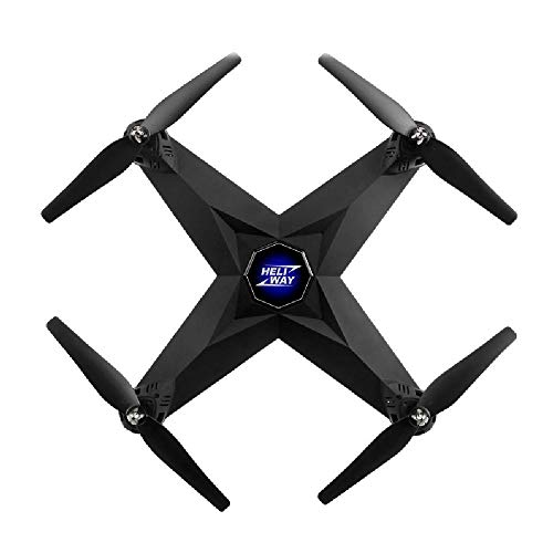 ILYO Luftdrohnen Mit Einer Kamera Vier-Achsen-Flugzeug-Fernbedienungs Flugzeug HD-Antenne Echtzeit-Bildübertragung Resistente Drohne