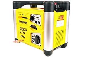 Champion 1000W Générateur à essence Générateur de courant de secours Générateur UE