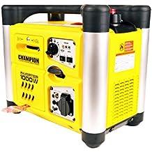 Champion 1000 W 230 V 1000 W Inverter Gasolina Generador electrógeno de Emergencia Generadores de Corriente