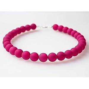 Polariskette pink Collier Kette