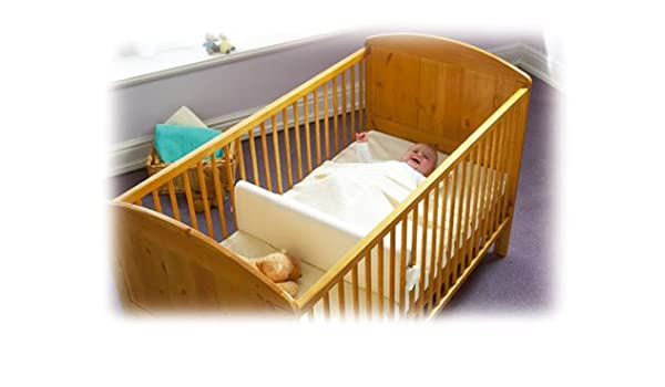 SafaBaby Feet to Foot Baby Sleeper White