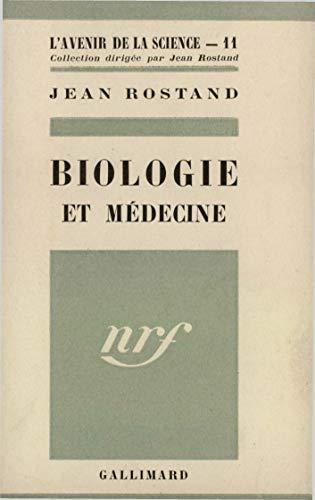 Biologie et médecine (French Edition)