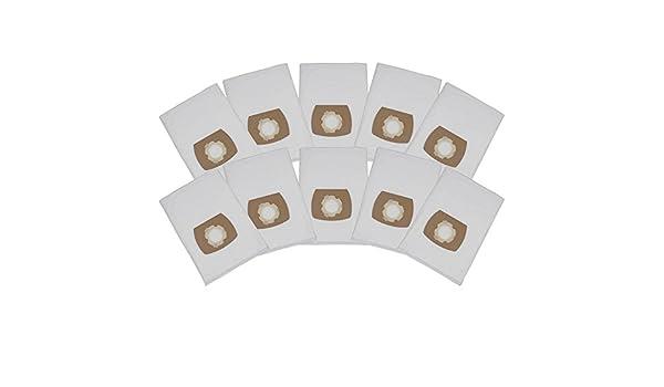 5 Sacchetto per aspirapolvere per Kärcher 6.959-130 Sacchetto per la Polvere Sacchetti Di Filtro