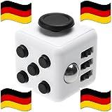 Fidget Cube Ceavis entlastet Stress und Angst für Kinder und Erwachsene Spielzeug Weihnachtsgeschenke (Fidget Cube, Schwarz)