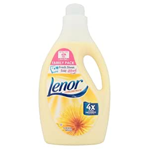 Lenor Fabric Conditioner Summer Breeze 83 Washes 2.905 L (Pack of 4) (11.62 L)