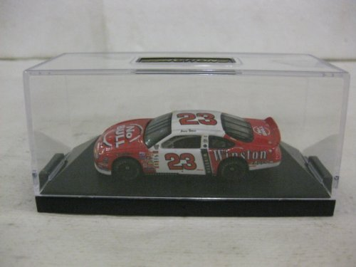 jimmy-spencer-23-winston-no-bull-1998-ford-taurus-nascar-in-red-white-diecast-164-scale-by-action-ra