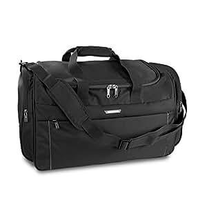 roncato live sporttasche 67 liters schwarz nero koffer rucks cke taschen. Black Bedroom Furniture Sets. Home Design Ideas