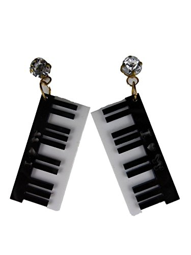 stecker Edelstahl Kunststoff Tastatur Klavier Musik Konzert 6361 (Kunststoff-klavier-tastatur)