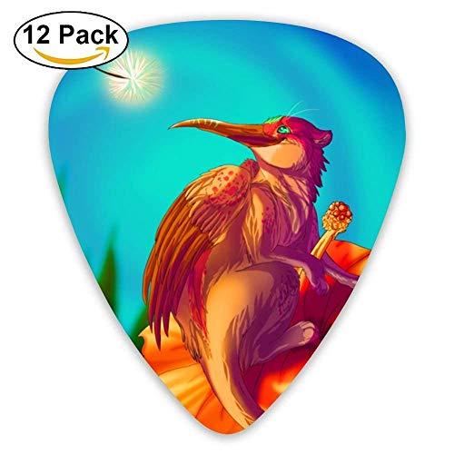 Piezas surtidas aceites Hummingbird Bass Gauge Guitar