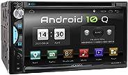 XOMAX XM-2DA6912 Autoradio mit Android 10, Quad Core, 2GB RAM, 32GB ROM, GPS Navigation I Support: WiFi WLAN,