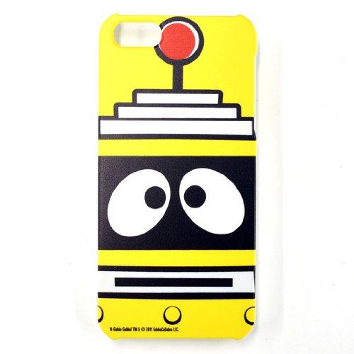 Kundenspezifische Abdeckung iPhone 5 Yo Gabba Gabba! (Plex) (Japan-Import)