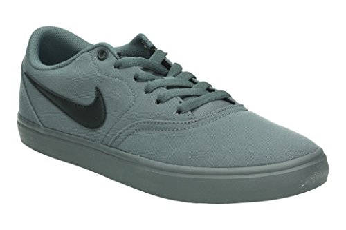 Nike Court Royale, Zapatillas para Hombre, Gris (Gunsmoke/Vast Grey-Gym Red-White 005), 40.5 EU