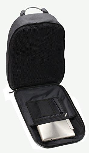 Zoom IMG-2 navitech grigio caso del proiettore
