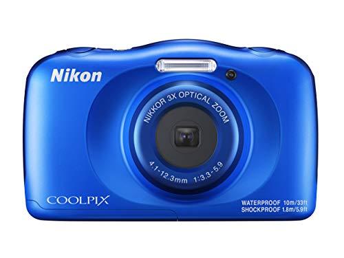 Nikon Coolpix W150 bleu