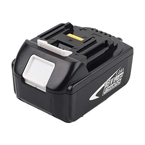 DSANKE BL1850 18V 5.0Ah Batería de Reemplazo para Makita BL1850 BL1850B BL1860B BL1860 BL1830B BL1830...