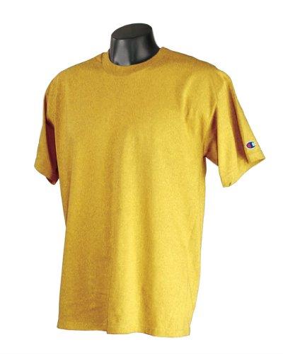 Shirt Champion Sleeve T Short Adult Gold T425 C vqqw8axXg