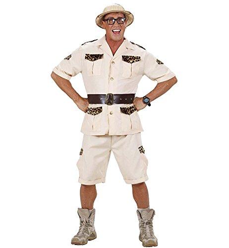Unbekannt Seiler24 Cooles Safari Kostüm für Herren Größe - Entdecker Kostüm Männer