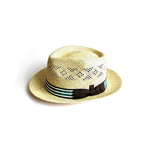 Dasmarca-Collection été-Chapeau en Paille de Palmier-Bahamas