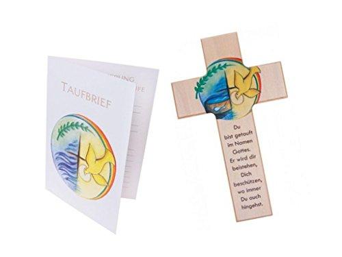 Kinderkreuz: Zur Taufe 20 cm