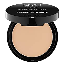 NYX BLOTTING POWDER MEDIUM / DARK BLP03 DEEP BEIGE WITH GOLDEN UNDERTONE