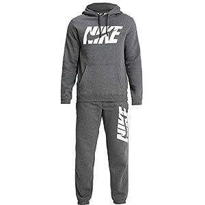 Nike Herren M NSW TRK FLC Gx Trainingsanzug