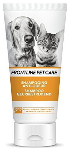 FRONTLINE Pet Odour Care Shampoo for Cats and Dogs 200ml. 1