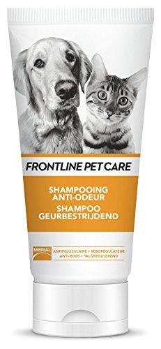Frontline Pet Care Shampoo geruchshemmend für Hunde und Katzen 200 ml