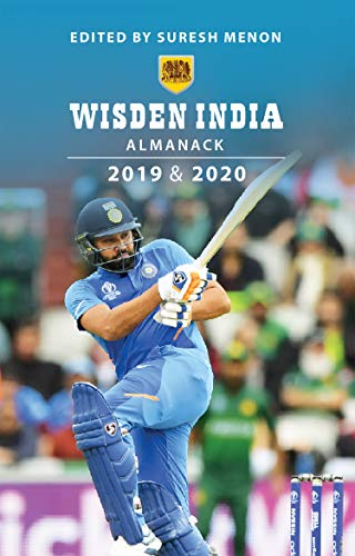 Wisden India Almanack 2019 & 20 (English Edition)