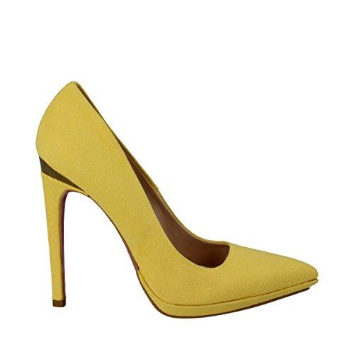 Altramarea - Altramarea decolletè giallo - 37, Yellow