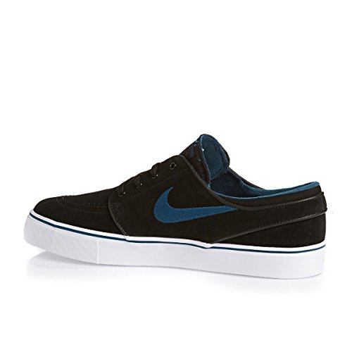 Nike , Baskets pour femme taille Black/blue force-white