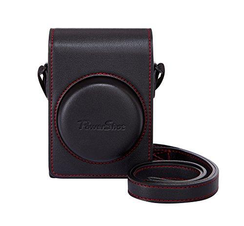 Kamera Powershot G7x Canon (Canon DCC-1880 Kameratasche für PowerShot G7 X Mark II schwarz)